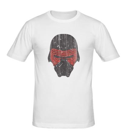 Мужская футболка Kylo Ren Mask