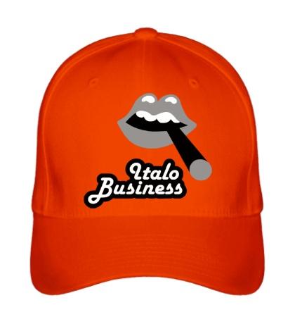 Бейсболка Italo business