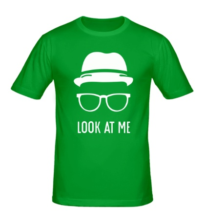 Мужская футболка Look at me