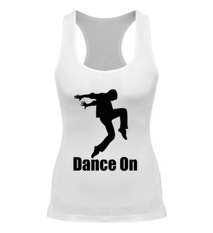Женская борцовка Dance On