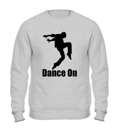 Свитшот Dance On