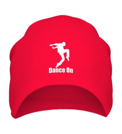 Шапка Dance On