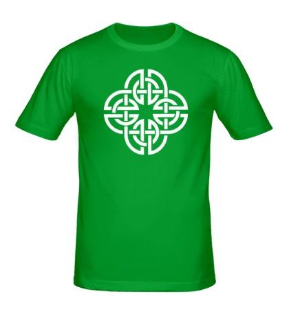 Мужская футболка Кельтский орнамент