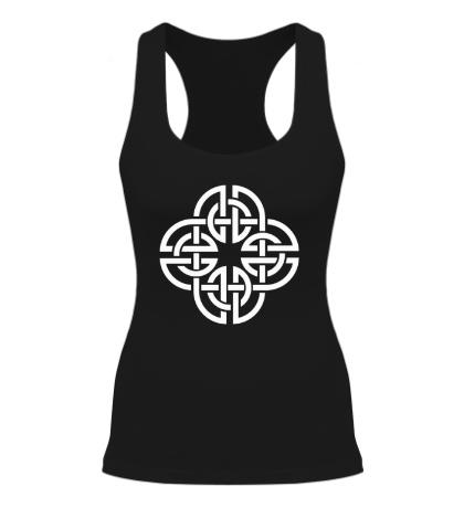 Женская борцовка Кельтский орнамент