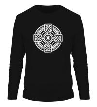 Мужской лонгслив Кельтский крест
