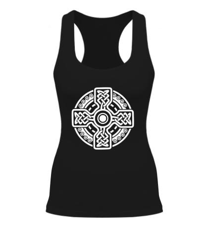 Женская борцовка Кельтский крест