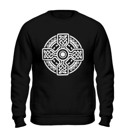 Свитшот Кельтский крест