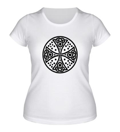 Женская футболка Кельтский орден