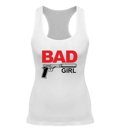 Женская борцовка Bad Girl, для нее