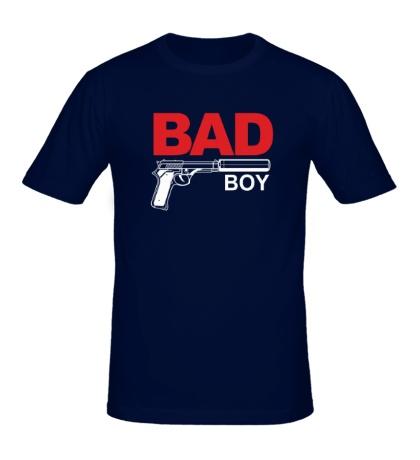 Мужская футболка Bad Boy, для него