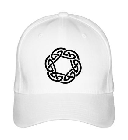 Бейсболка Кельтское плетение