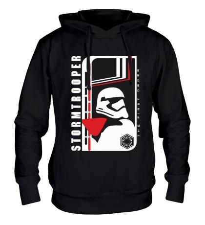 Толстовка с капюшоном Stormtrooper: the first order