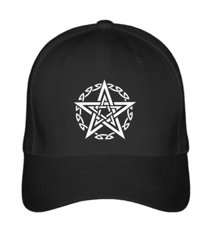 Бейсболка Звезда в кельтском круге
