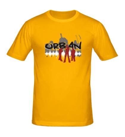 Мужская футболка Urban style