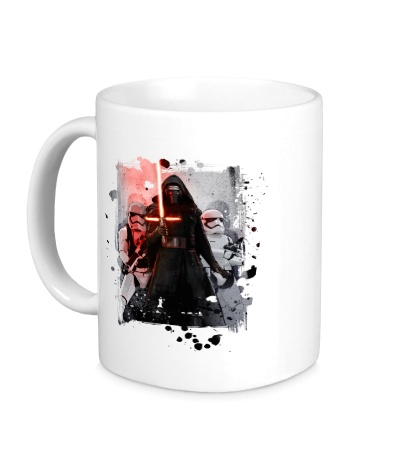 Керамическая кружка Star Wars: Kylo Ren