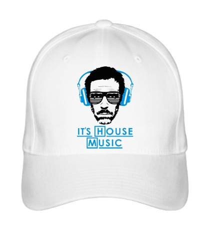 Бейсболка Its house music
