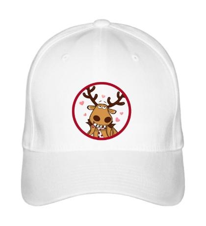 Бейсболка Подслушано: Влюбленный олень