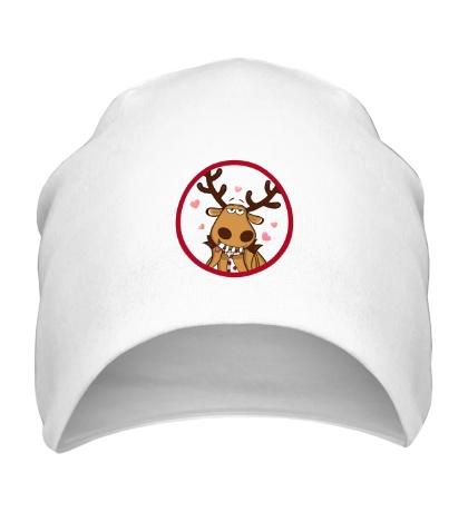 Шапка Подслушано: Влюбленный олень