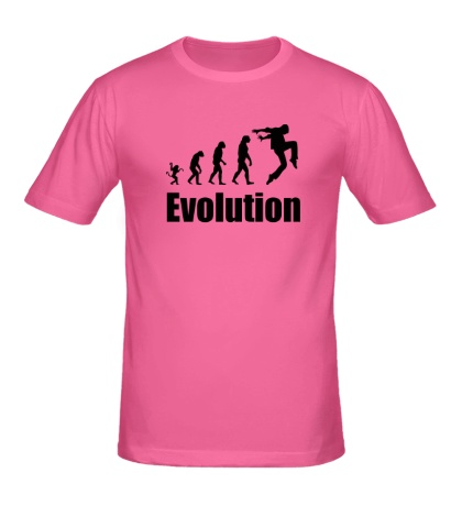Мужская футболка Dance Evolution