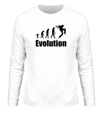 Мужской лонгслив Dance Evolution