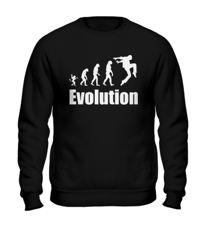 Свитшот Dance Evolution