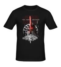 Мужская футболка First Order Awakened