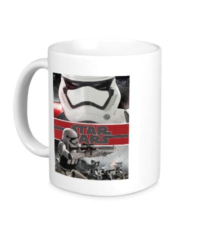 Керамическая кружка Stormtrooper Poster