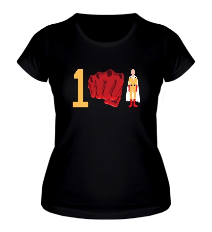Женская футболка 1М Удар