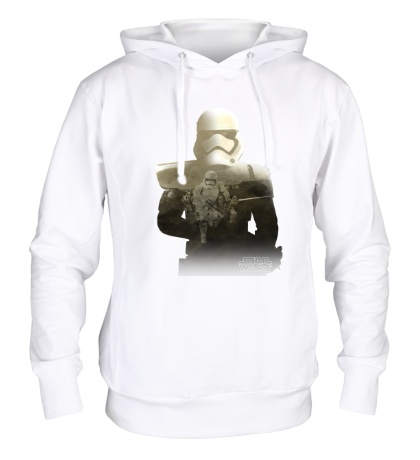 Толстовка с капюшоном Stormtroopers Shadow