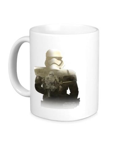 Керамическая кружка Stormtroopers Shadow