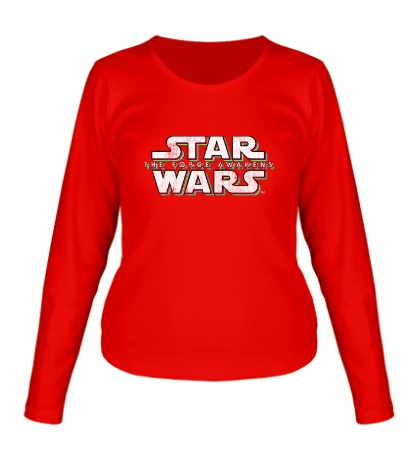 Женский лонгслив Star Wars: The Force Awakens
