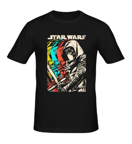 Мужская футболка Kylo Ren Force