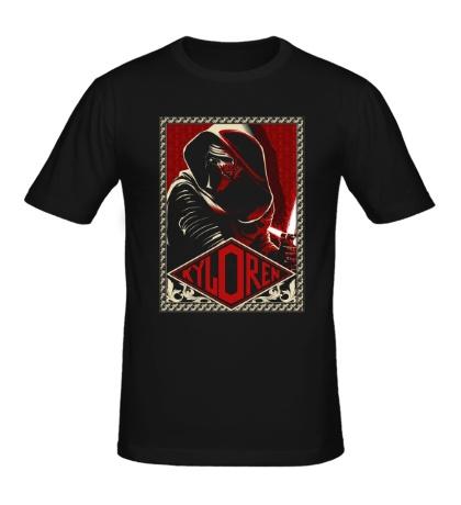 Мужская футболка Kylo Ren: Dark Ambition