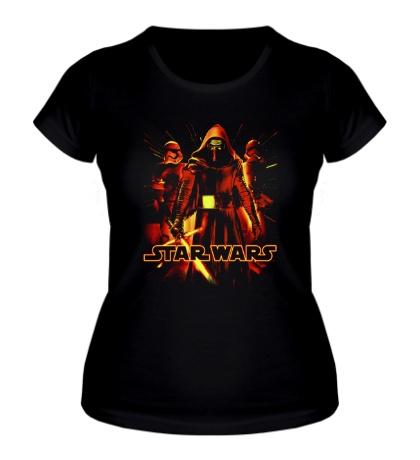 Женская футболка Kylo Ren Power