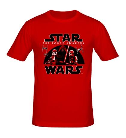 Мужская футболка Star Wars Awakening