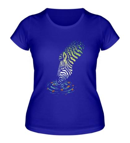 Женская футболка Осенний Ветер