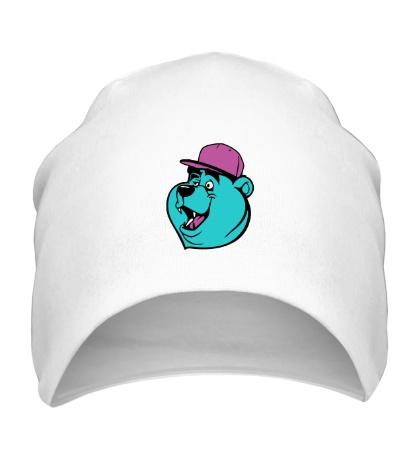 Шапка Мишка в кепке