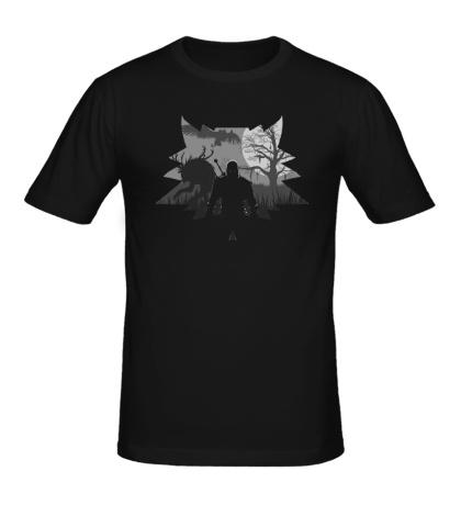 Мужская футболка Wild Hunter