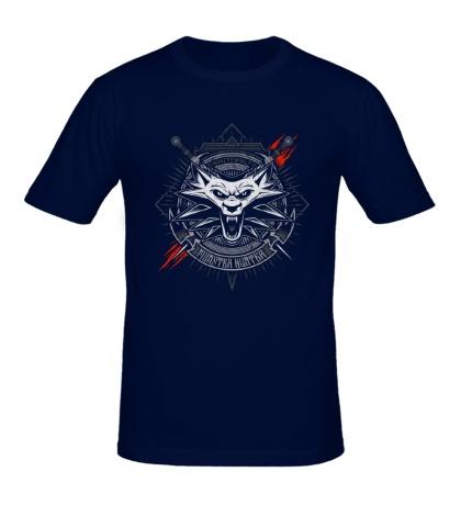 Мужская футболка The Witcher: Monster Hunter