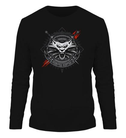 Мужской лонгслив The Witcher: Monster Hunter