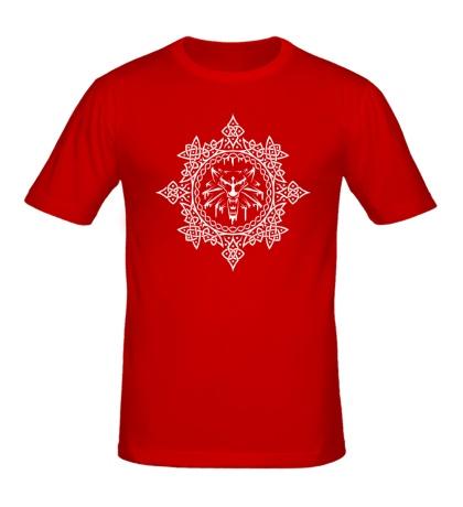 Мужская футболка The Witcher Symbol