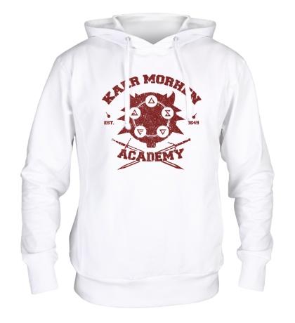 Толстовка с капюшоном Kaer Morhen Academy