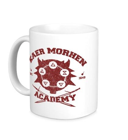 Керамическая кружка Kaer Morhen Academy
