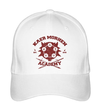 Бейсболка Kaer Morhen Academy
