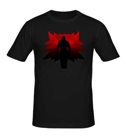 Мужская футболка The Butcher of Blaviken
