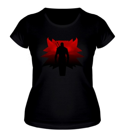 Женская футболка The Butcher of Blaviken