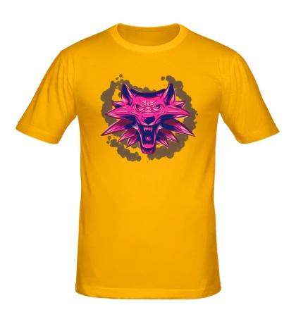 Мужская футболка Wild Hunt Wolf