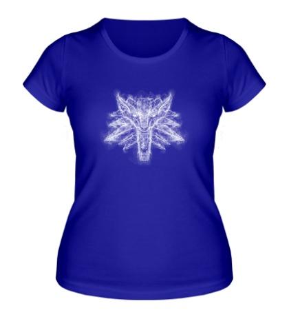 Женская футболка The Smoky Wolf