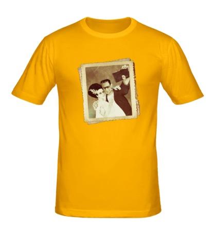 Мужская футболка 1937 Valentines Day