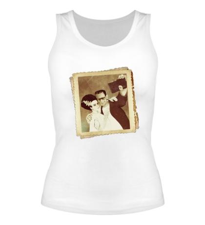 Женская майка 1937 Valentines Day